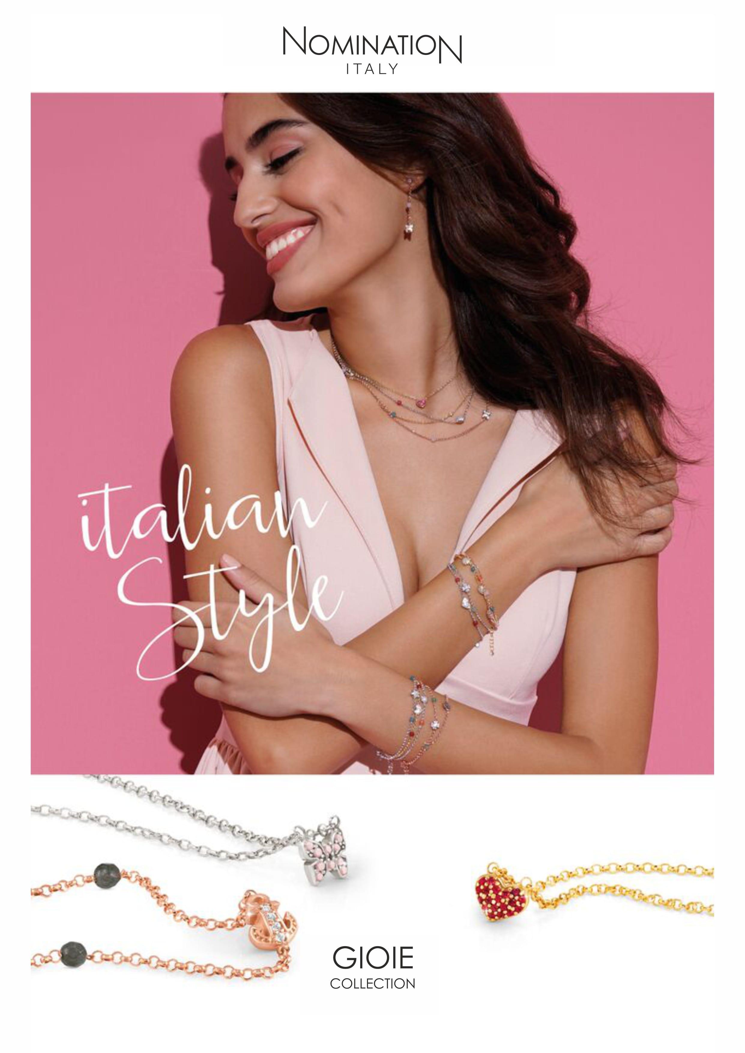 Nomination Italy магазины изумрудный город